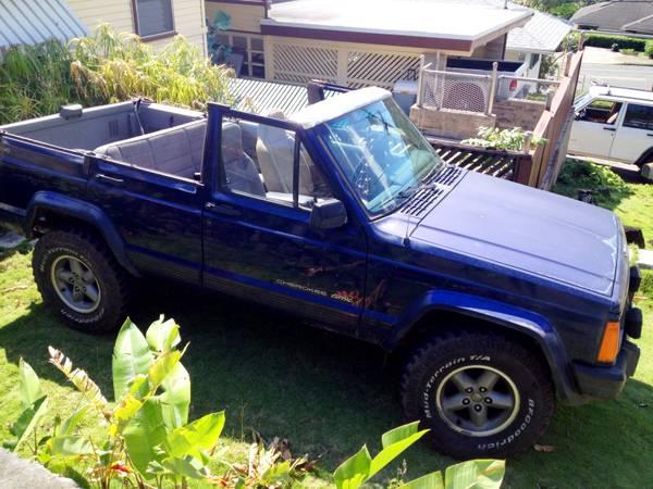 Jeep Xj Soft Top >> Cherokee Xj Soft Top Conversion