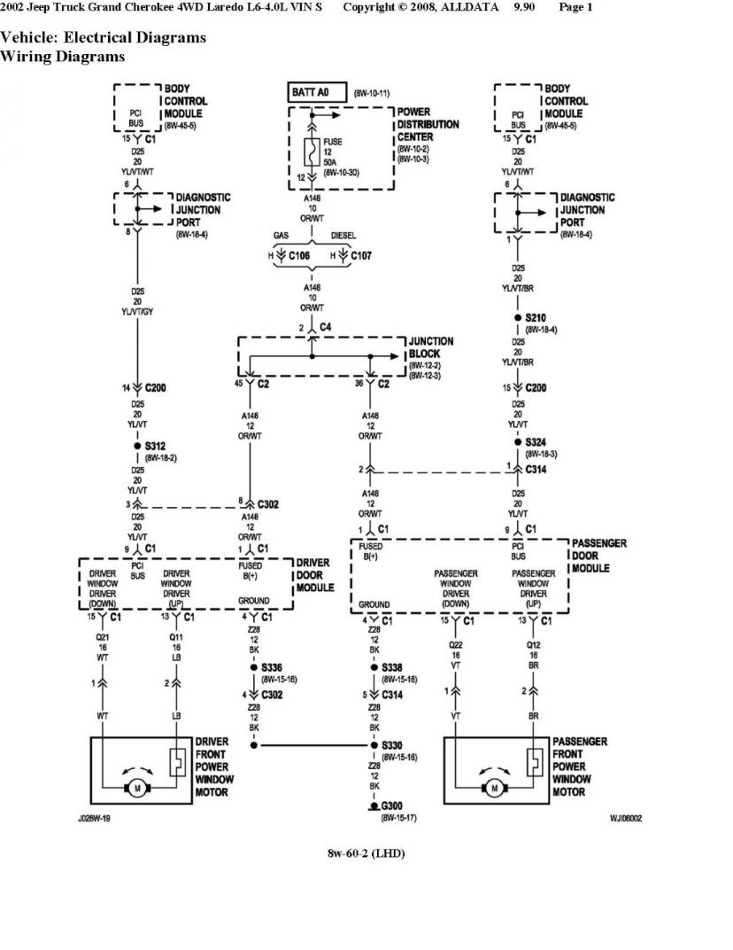 148658d1445795809-wj-window-problem-02-gc-windows_page_1 Np Wiring Diagram on boat battery, air compressor, ford alternator, driving light, wire trailer, basic electrical, fog light, ignition switch, camper trailer, dump trailer, limit switch, simple motorcycle, 4 pin relay, dc motor,
