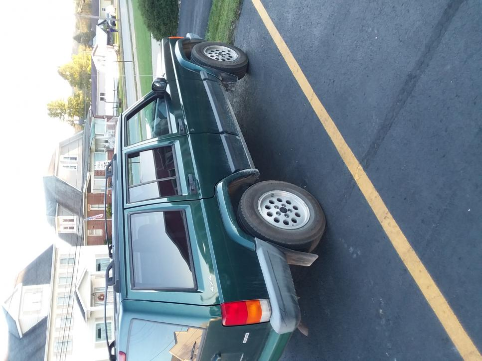 Might be getting another     - Page 2 - Jeep Cherokee Forum