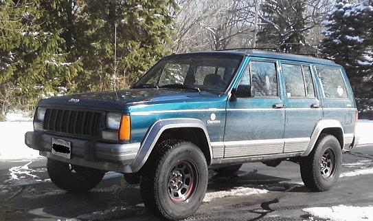 Rear leaf spring question - Jeep Cherokee Forum