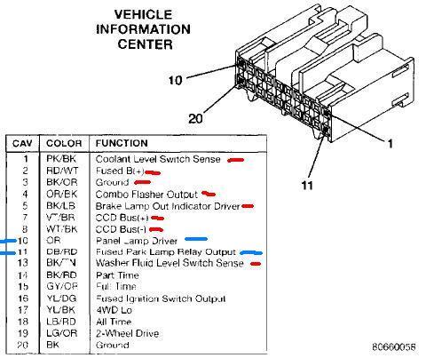 [QNCB_7524]  Replacing a GDM with VIC, Elecrical Help? | Jeep Cherokee Talk | Zj Wiring Diagrams |  | Jeep Cherokee Talk