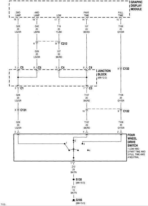 jeep zj wiring diagram replacing a gdm with vic  elecrical help  jeep cherokee talk  replacing a gdm with vic  elecrical