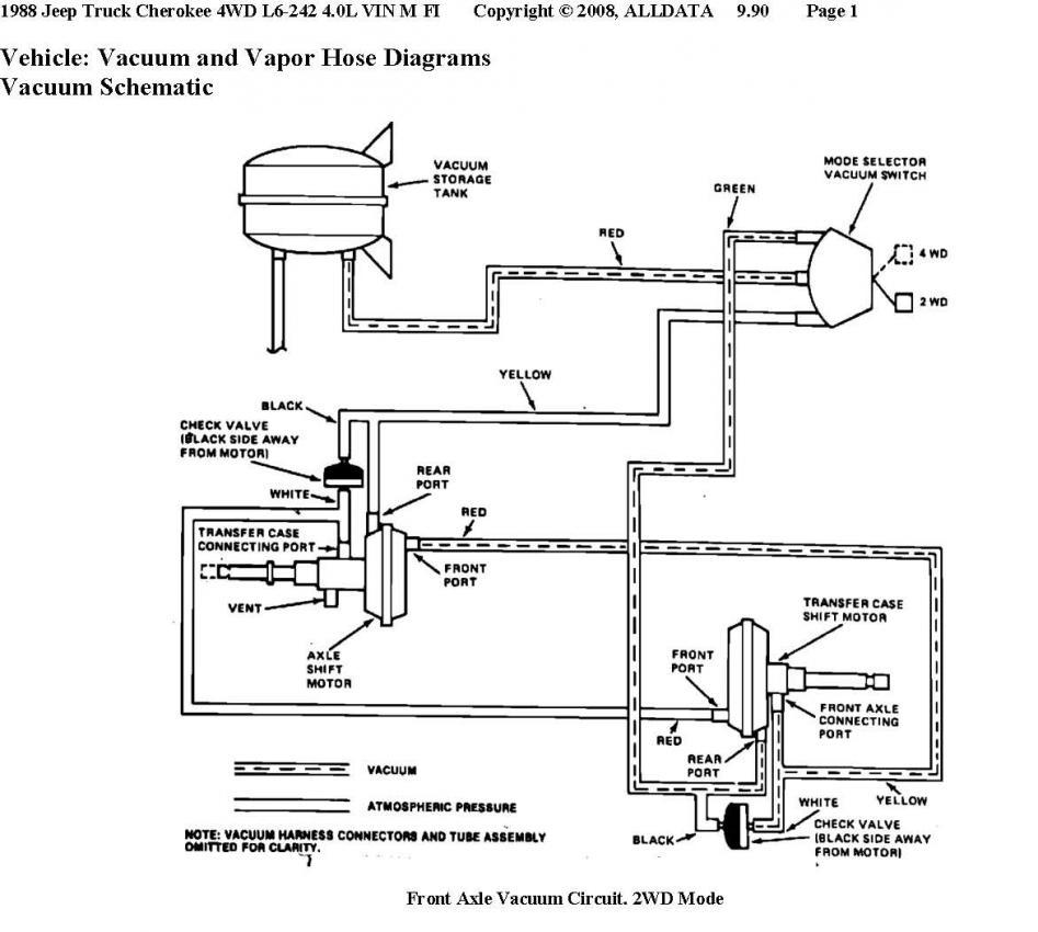 4 0 motor help - Renix/H O  swap - Page 2