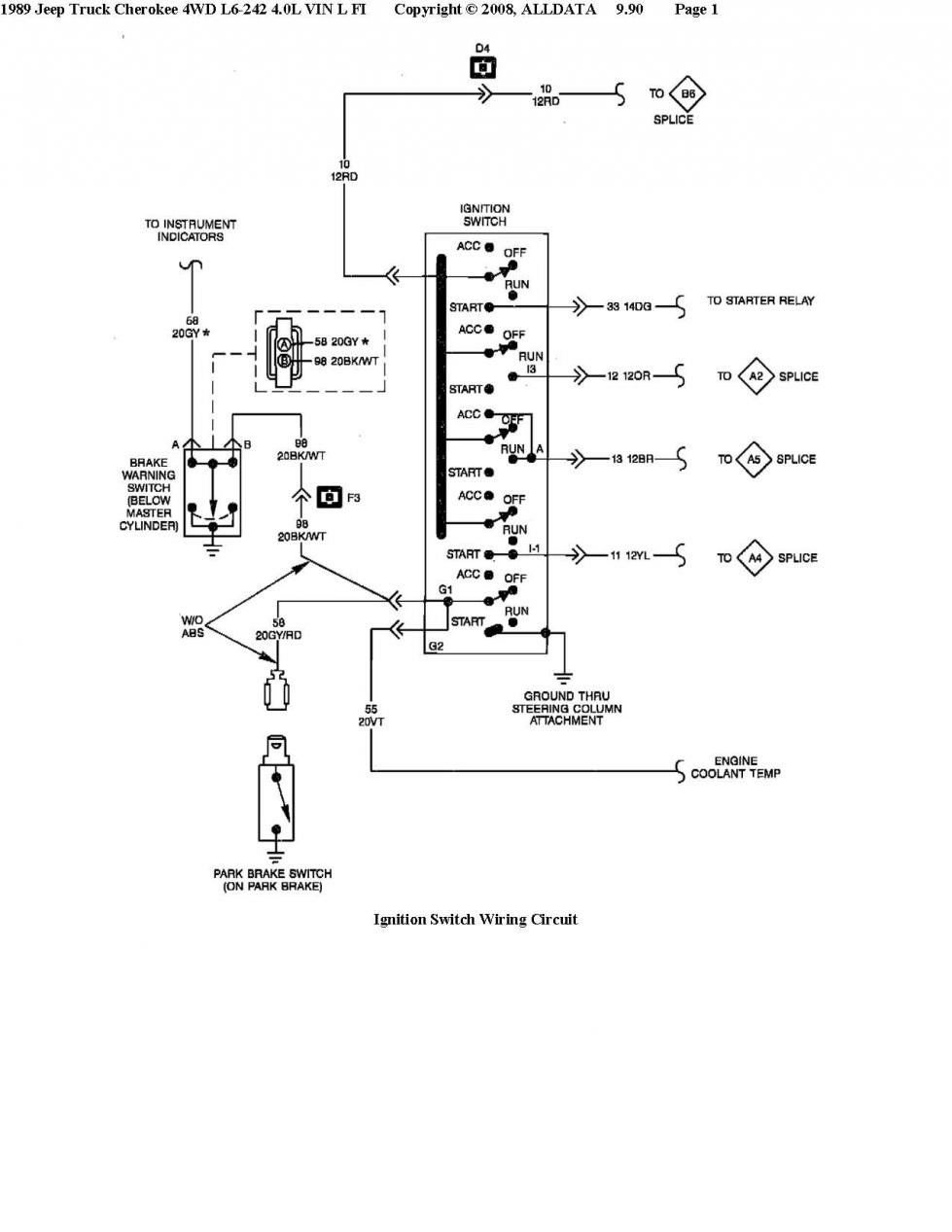 122393d1423690143-fuse-blown-89-ignition-switch Np Wiring Diagram on boat battery, air compressor, ford alternator, driving light, wire trailer, basic electrical, fog light, ignition switch, camper trailer, dump trailer, limit switch, simple motorcycle, 4 pin relay, dc motor,