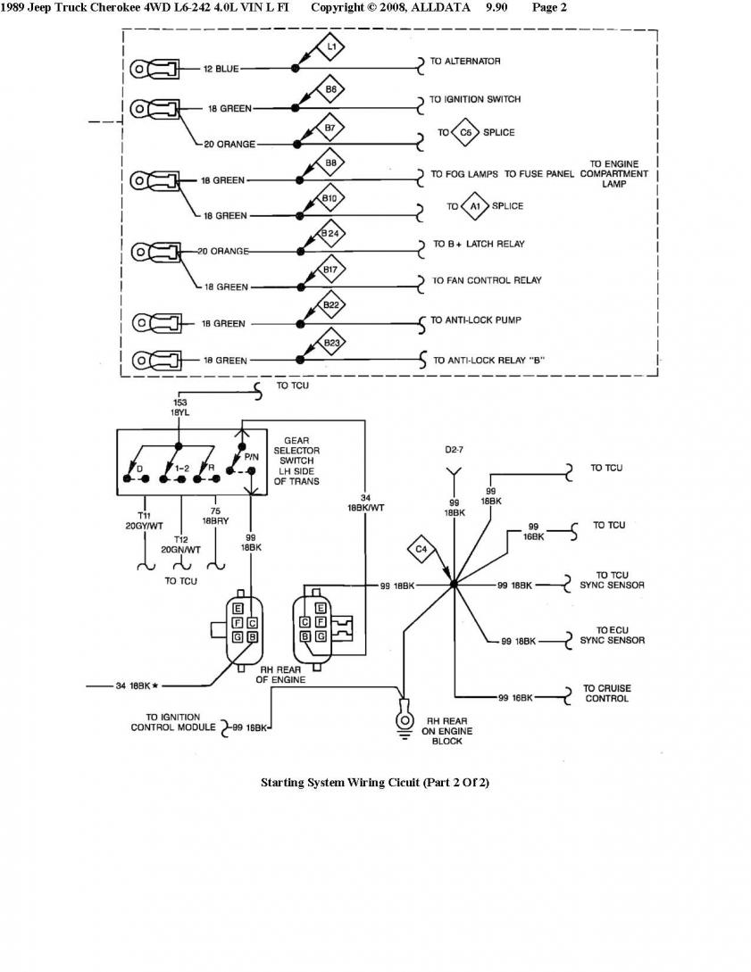 122409d1423690143-fuse-blown-89-start_page_2 Np Wiring Diagram on boat battery, air compressor, ford alternator, driving light, wire trailer, basic electrical, fog light, ignition switch, camper trailer, dump trailer, limit switch, simple motorcycle, 4 pin relay, dc motor,