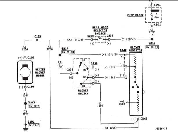Jeep Blower Switch Wiring - seniorsclub.it electrical-drown -  electrical-drown.seniorsclub.it | 99 Jeep Wrangler Heater Wiring Diagram |  | electrical-drown.seniorsclub.it