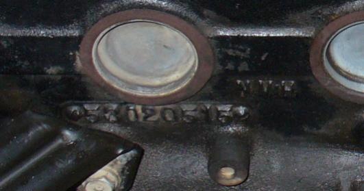 4 0l Engine Block Casting Numbers