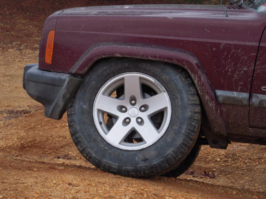 What Size Tires Without Trimming?