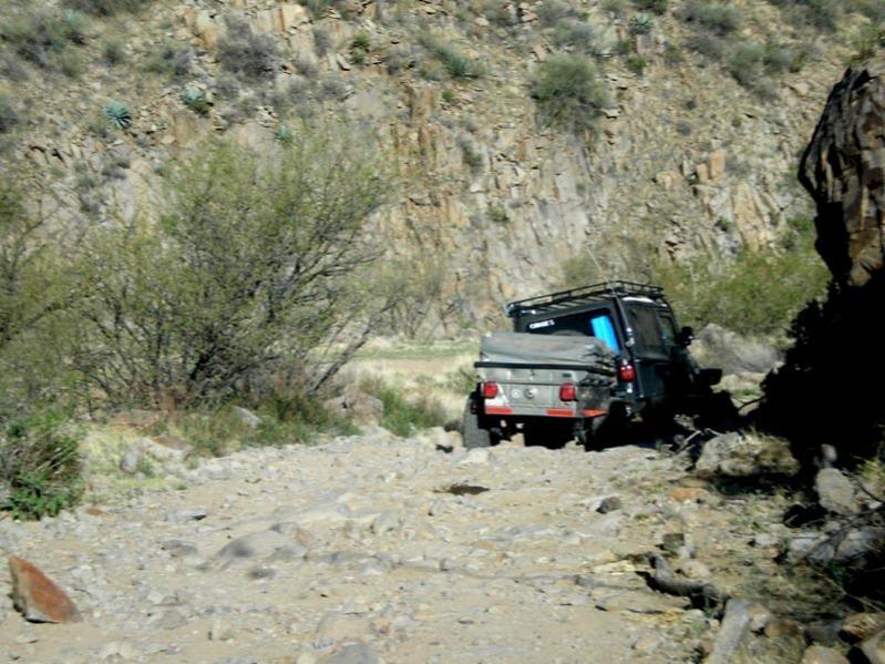 The Arizona Rug Road Jeep Cherokee Talk