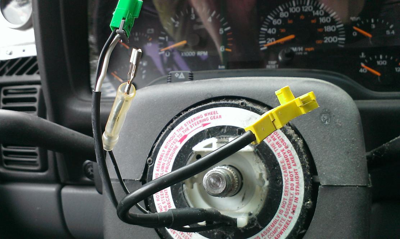 jeep xj clock spring