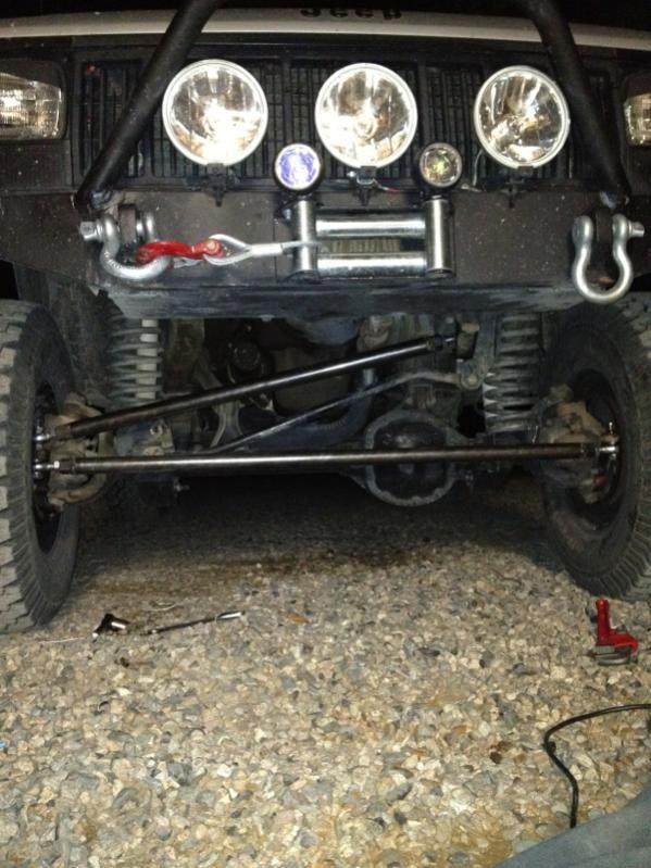 I Have The Rc Trackbar With The Heim On The Axle Side. The Heim And Frame  Mount Both Seem To Be Good. Iu0027m At A Loss Here. Any Help Would Be Great