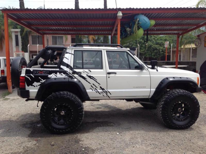 Cherokee Xj Soft Top Conversion