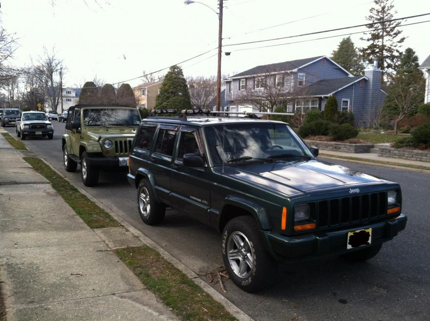 Wonderful The Cherokee, Not Wrangler. Appreciate Any Thoughts!