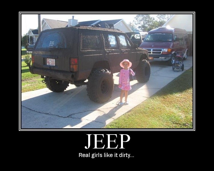 Pics and quotes of Jeeps just for laughs! - Jeep Cherokee Forum