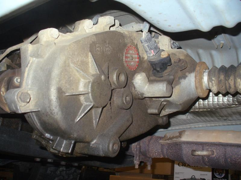 42re and Speedo gears? - Jeep Cherokee Forum