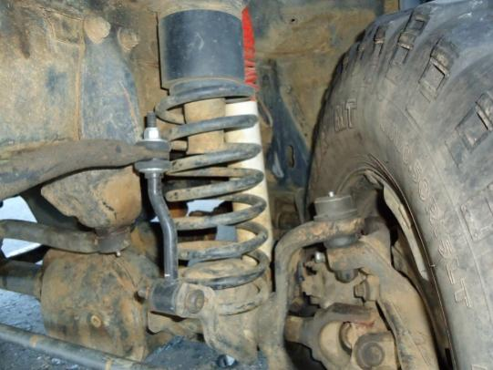 Top Jeep: Jeep Cherokee Sway Bar Link ReplacementTop Jeep
