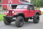 bottomsup's 1972 Jeep Commando