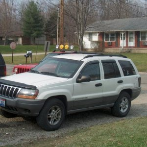stock wj daily driver