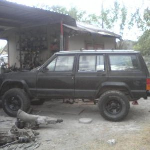 The xj at our lil shop